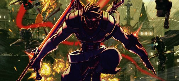 Strider (Action) von Capcom