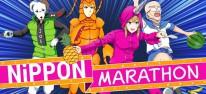 Nippon Marathon: Party-Racer auf PC, PS4, Xbox One und Switch gestartet
