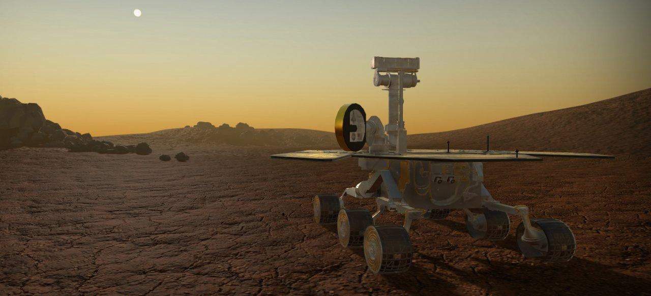 Mars Odyssey (Adventure) von