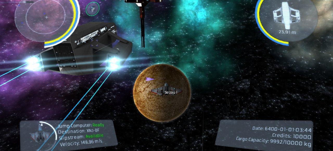 Drifter (Simulation) von