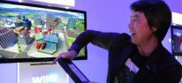 Project Giant Robot: Zukunft des Roboschubser-Partyspiels f�r Wii U bleibt unklar