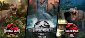 Mit dem T.Rex am Flippertisch
