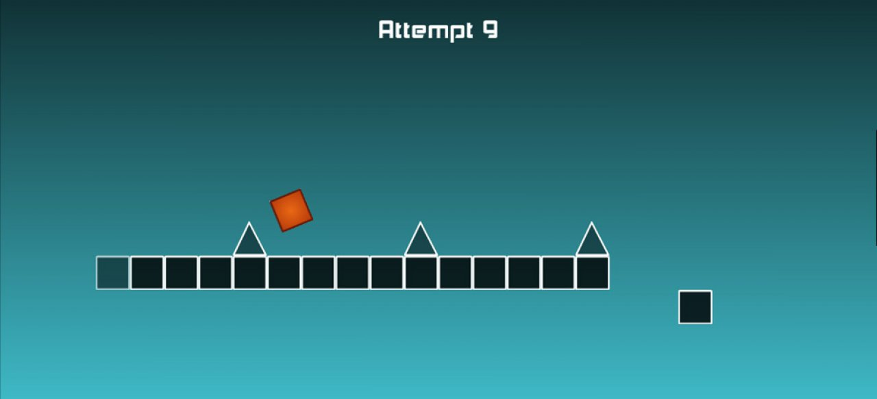 The Impossible Game () von FlukeDude
