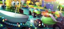 Nickelodeon Kart Racers: Renn-Szenen im Trailer