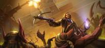 Project Warlock: Doom, Hexen & Co. bekommen Hommage im Comic-Stil
