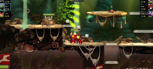 Awesomenauts: Starstorm (Action) von Ronimo Games