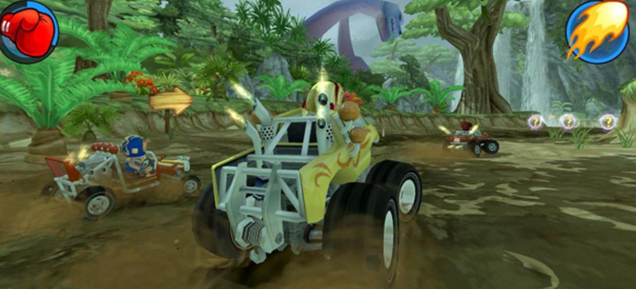 Beach Buggy Racing (Rennspiel) von Vector Unit