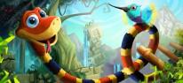 Snake Pass: Puzzlespiel rund um eine Schlange für PC, PS4, Xbox One und Nintendo Switch erschienen