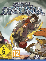 Alle Infos zu Chaos auf Deponia (PlayStation4)