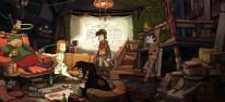 Chaos auf Deponia: Rufus kehrt am 6. Dezember auf PS4 und Xbox One zurück