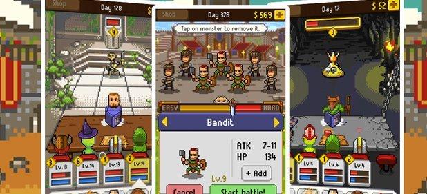 Knights of Pen & Paper (Rollenspiel) von Paradox Interactive