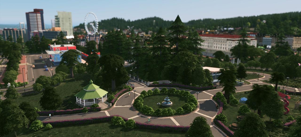 Cities: Skylines - Parklife (Strategie) von Paradox