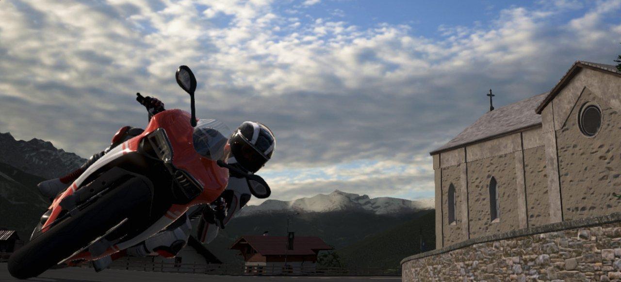 Ride (Rennspiel) von Bandai Namco