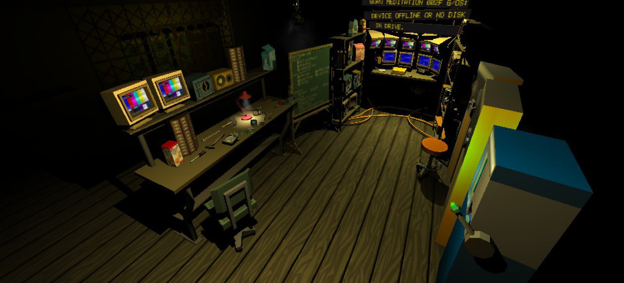 Quadrilateral Cowboy (Adventure) von