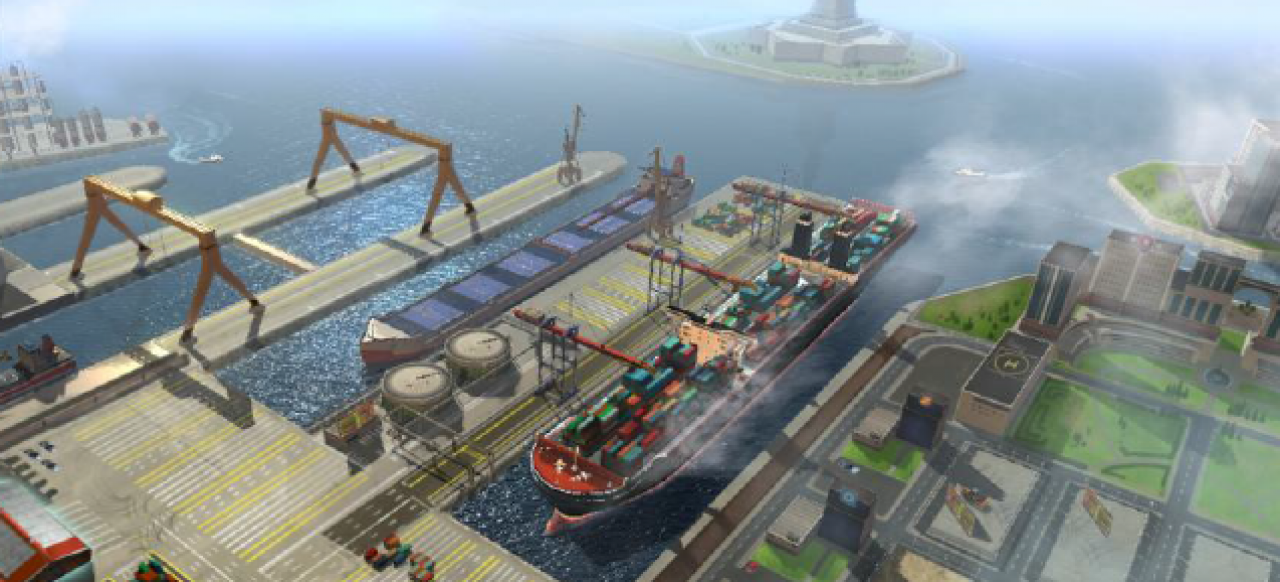 TransOcean 2: Rivals (Simulation) von astragon Entertainment