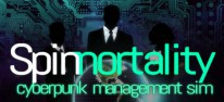 Spinnortality: Cyberpunk-Management-Sim nimmt Anfang Februar den Betrieb auf