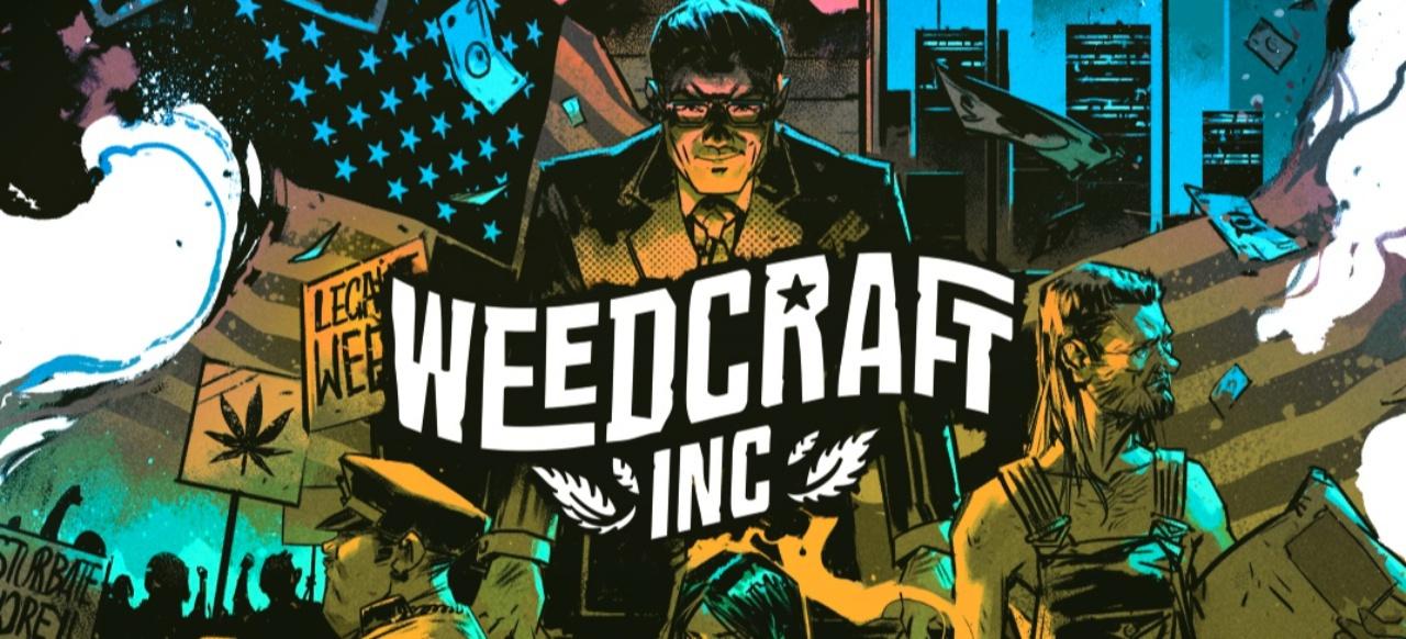 Weedcraft Inc (Strategie) von Devolver Digital