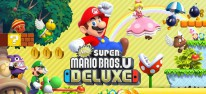 New Super Mario Bros. U: Deluxe: Neuauflage des Wii-U-Jump'n'Runs + New Super Luigi U für Switch angekündigt