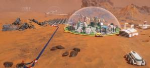 Extraterrestrischer Aufbau-Spielplatz