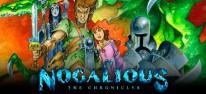 Nogalious: Retro-Plattformer auf Steam erschienen