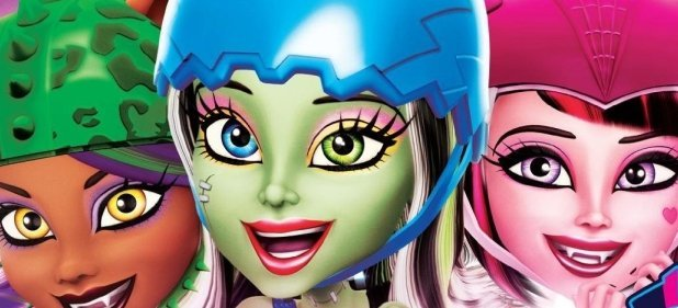 Monster High: Labyrinth-Skaten (Rennspiel) von Little Orbit