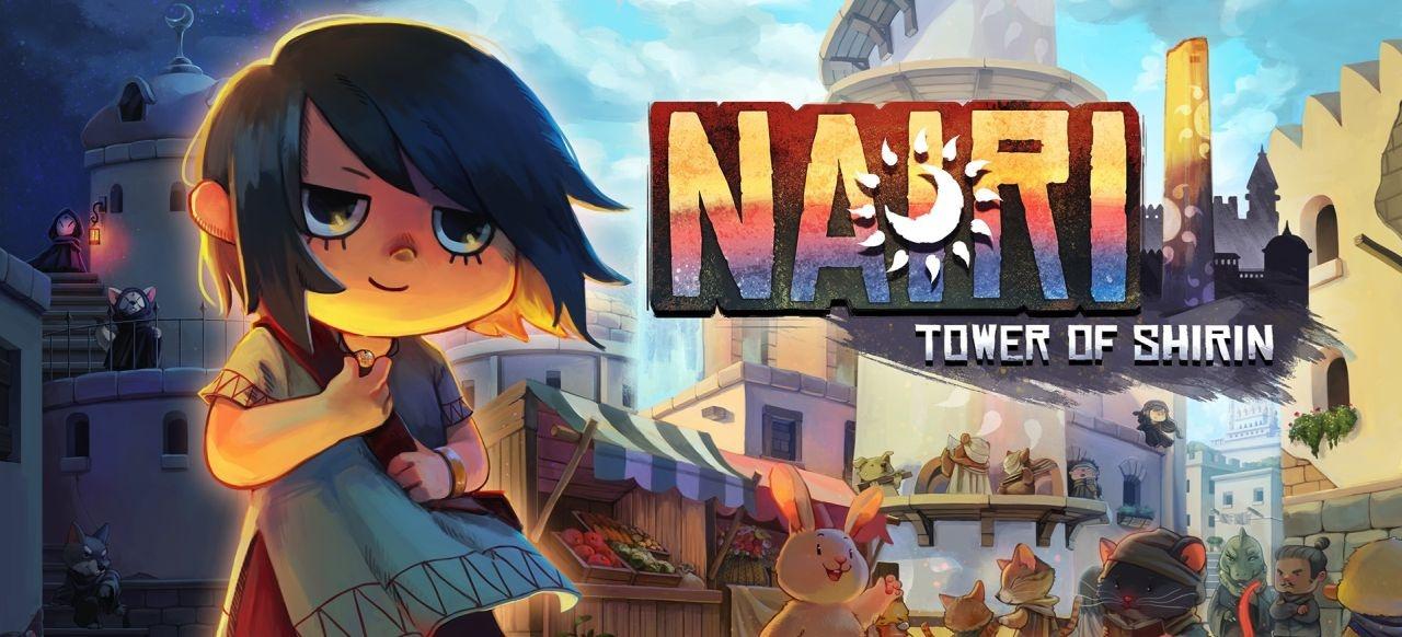 NAIRI: Tower of Shirin (Adventure) von Another Indie / Hound Picked Games