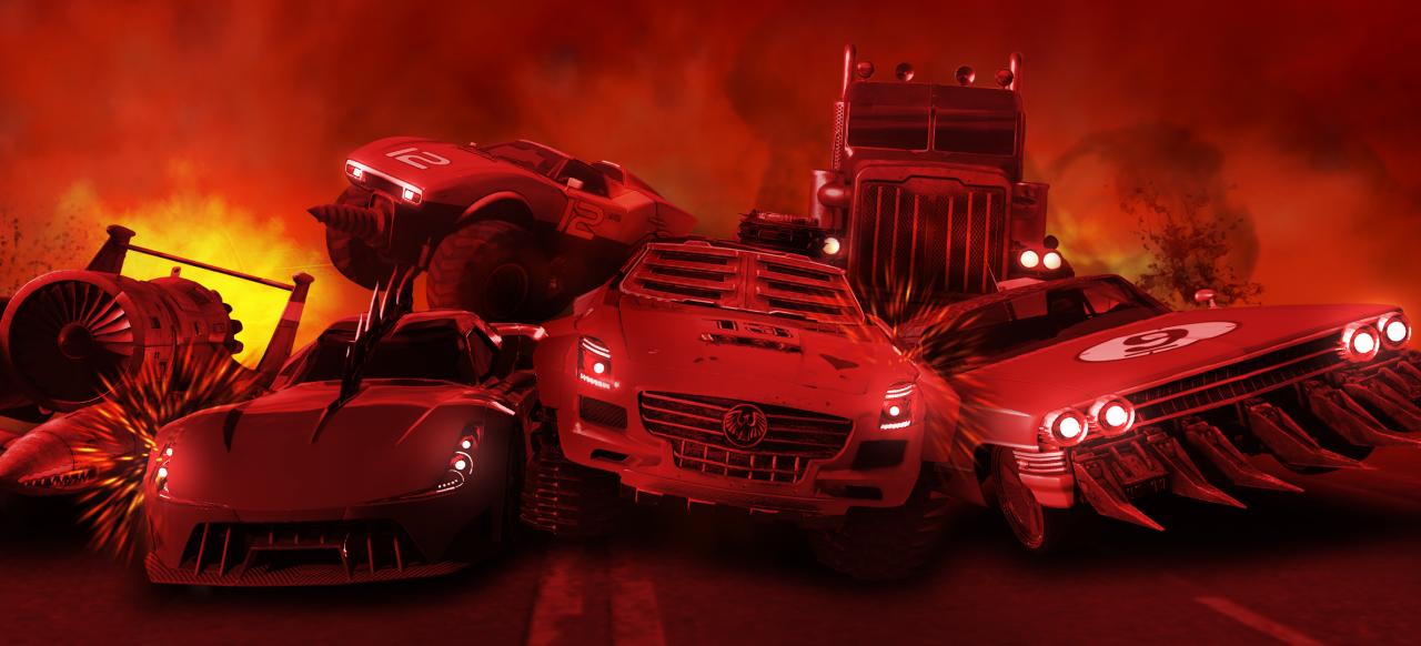 Carmageddon: Max Damage (Rennspiel) von Stainless Games