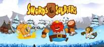 Swords & Soldiers: Wikinger stürmen die Switch