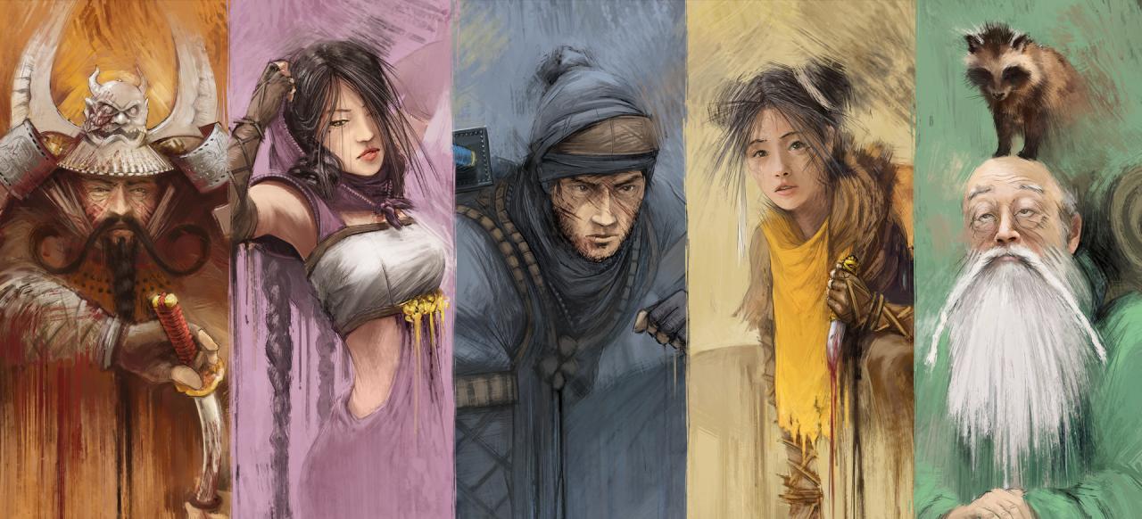 Shadow Tactics: Blades of the Shogun (Strategie) von Daedalic Entertainment