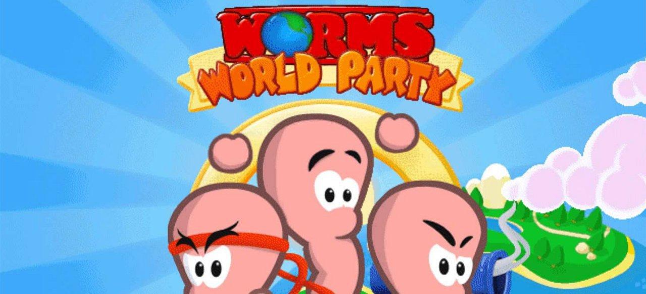 Worms World Party (Strategie) von Virgin / Ubisoft