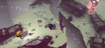 Peregrin: Mysthische Abenteuerreise mit minimalistischen Grafikstil