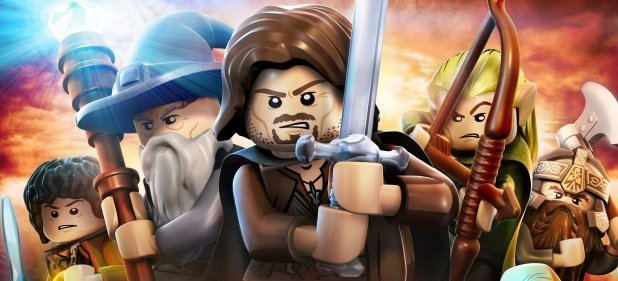 Lego Der Herr der Ringe (Action) von Warner Bros. Interactive Entertainmnet
