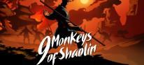 9 Monkeys of Shaolin: Oldschool-Prügler der Redeemer-Macher wird auf 2019 verschoben