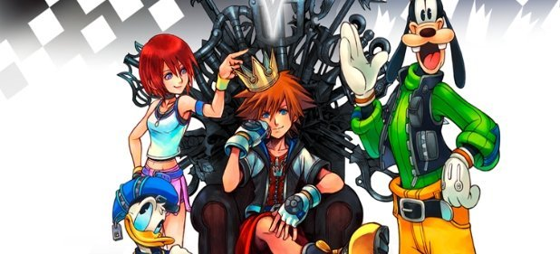Kingdom Hearts HD 1.5 ReMIX (Rollenspiel) von Square Enix
