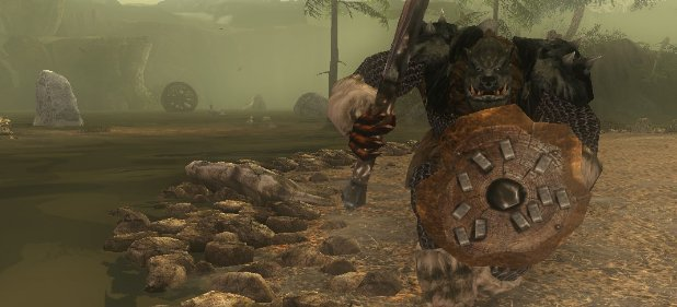 Dark Shadows - Army of Evil (Action) von Burian Media Enterprises
