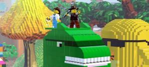 Charmanter Kreativbaukasten zwischen No Man's Sky und Minecraft