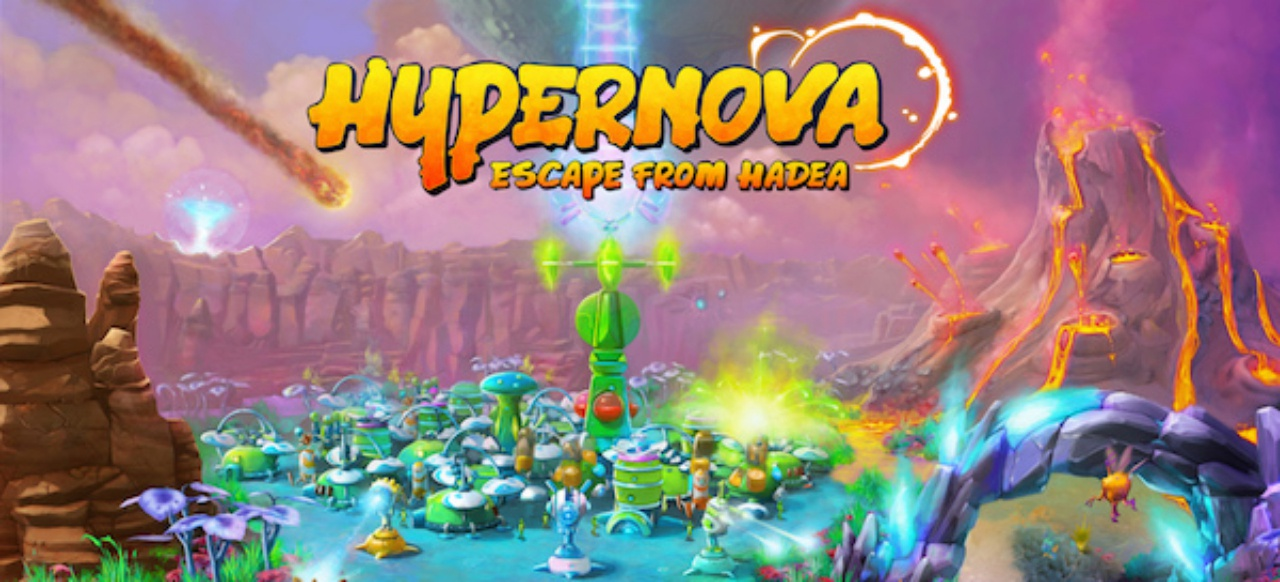 Hypernova: Escape from Hadea (Strategie) von