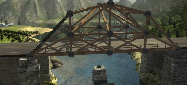 Bridge Builder 2 (Simulation) von Halycon Media