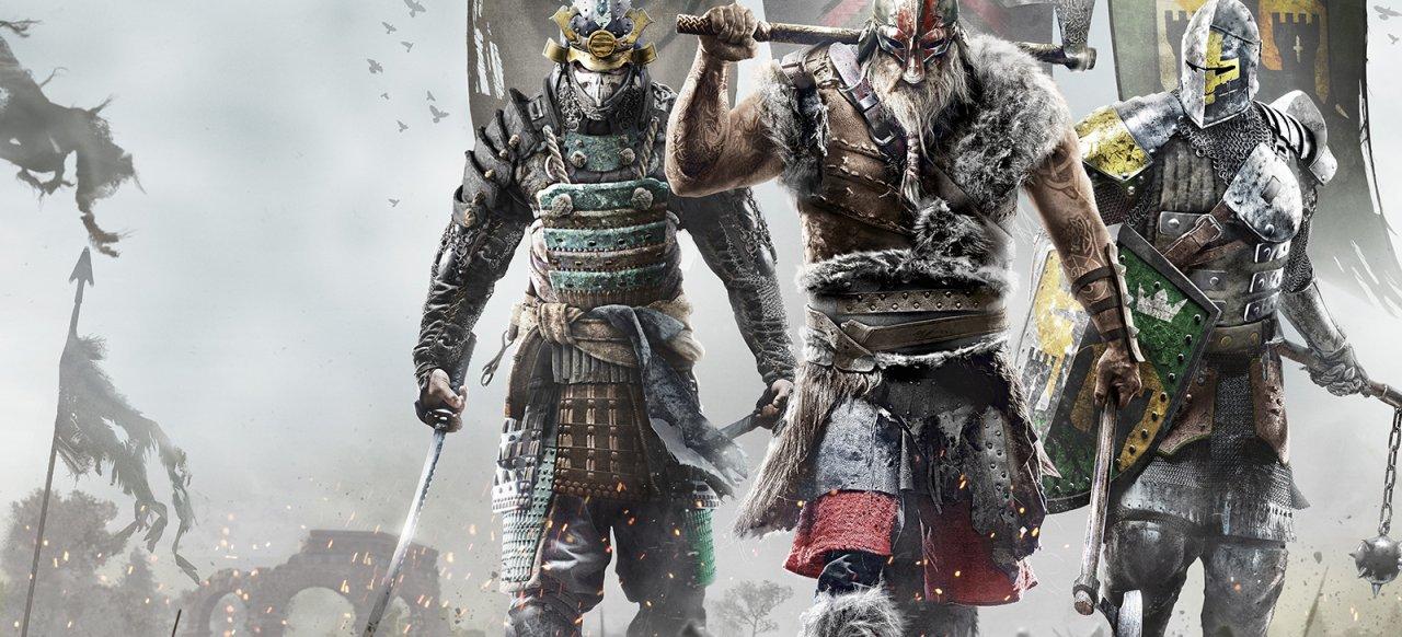 Erste Eindr�cke der Kampagne mit Wikingern, Rittern und Samurai