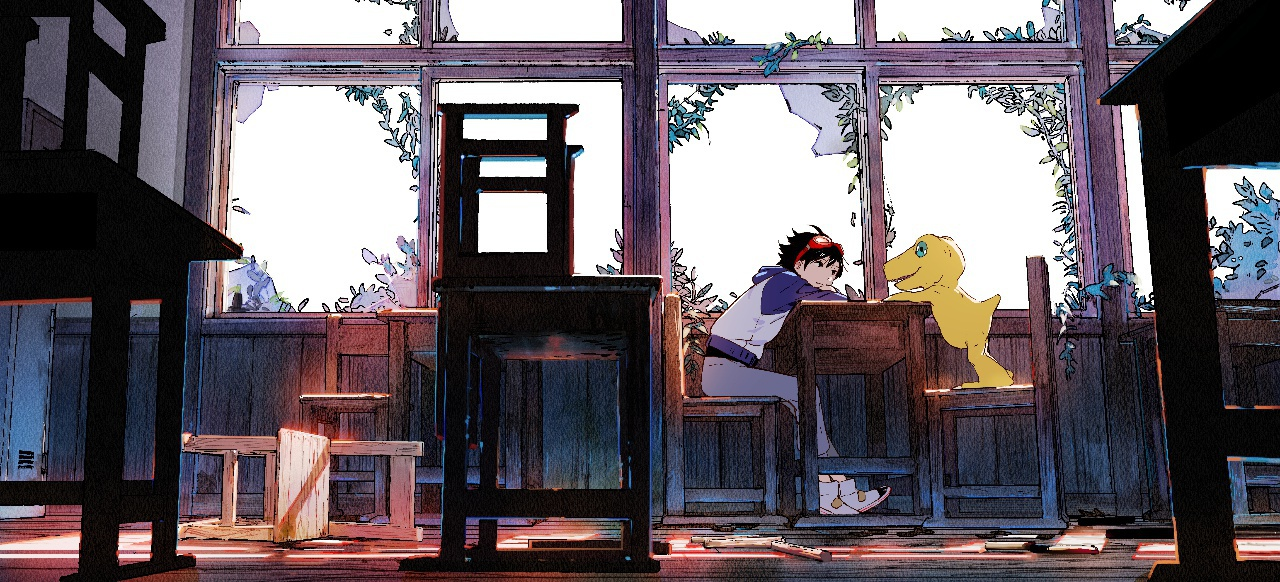 Digimon Survive (Rollenspiel) von Bandai Namco Entertainment