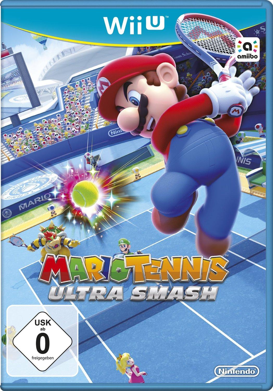 Alle Infos zu Mario Tennis: Ultra Smash (Wii_U)