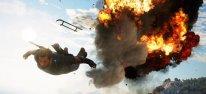Explosiver Action-Urlaub in Medici