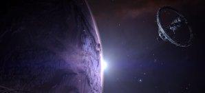 Ein imposanter Blick in den Weltraum