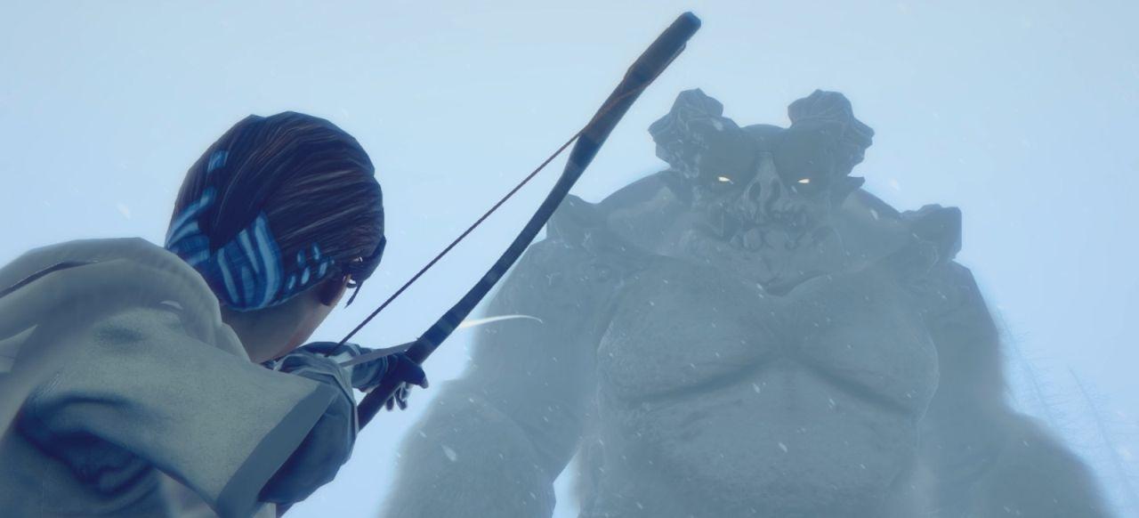 Zwischen Shadow of the Colossus und Zelda
