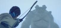 Winterliche Bosskämpfe à la Shadow of the Colossus suchen Unterstützer