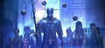Re-Legion: Echtzeitstrategie mit Cyberpunk-Setting erscheint Ende Januar