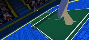 Tischtennis in der virtuellen Realität
