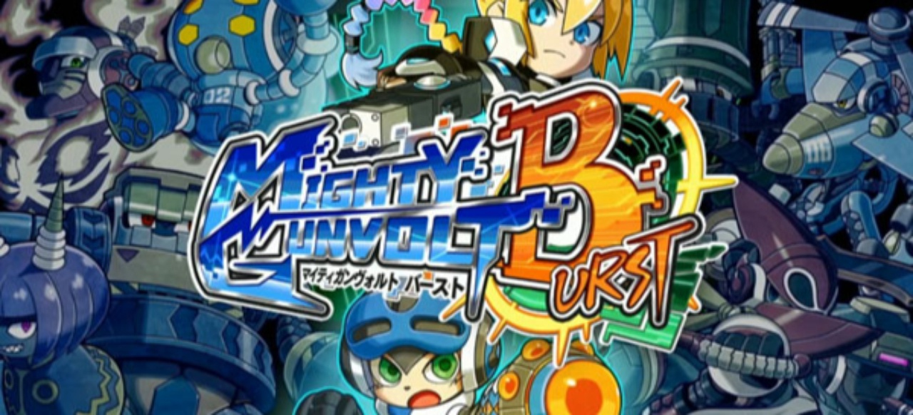 Mighty Gunvolt Burst (Action) von Inti Creates