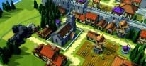 Kingdoms and Castles: Per Schwarmfinanzierung realisierter Titel pünktlich auf Steam und GOG veröffentlicht