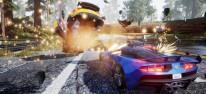 Dangerous Driving: Neues Arcade-Rennspiel von den ehemaligen Burnout-Machern